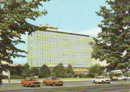 Berlin > Hotel Berolina, Car, Mint  1987 - Mitte