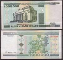 Belarus , 1,000,000 Rublei , 1999 , P-19 , VF - Belarus