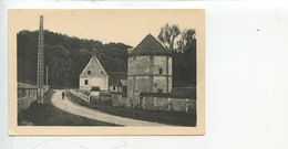 Boailles (Oise) Berthecourt - Parisis Fontaine : La Ferme (pigeonnier Colombier) Cp Vierge - Noailles