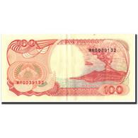 Billet, Indonésie, 100 Rupiah, 1992-1993, 1992-1993, KM:127b, SPL - Indonésie