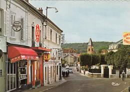 St-Rémy-les-Chevreuse.  Place Du 14 Juillet - Other Municipalities