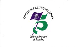 Cocos Keeling Islands 1982 Scouts FDC - Cocos (Keeling) Islands