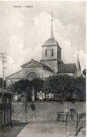 51. Pogny. L'église - Frankreich