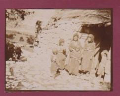 250518 - PHOTO 1905 - MONTENEGRO CETINJE CETTIGNE Groupe Dans Le Faubourg - Montenegro