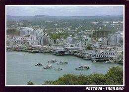 1 AK Thailand * Blick Auf Die Stadt Pattaya * - Thaïlande