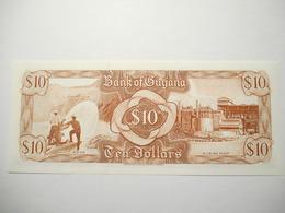 GUYANA 10 DOLLARS - Guyana