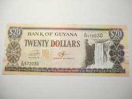 GUYANA 20 DOLLARS - Guyana