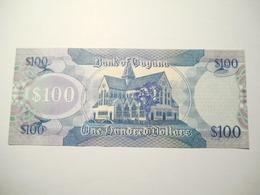 GUYANA 100 DOLLARS UNC - Guyana