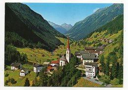 Autriche---KAPPL  1268m   PAZNAUNTAL  --Vue Générale - Autriche