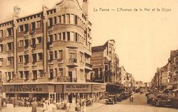 La Panne - L'avenue De La Mer Et De La Digue - Other