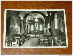 CHAMBERET : Interieur De L'église ...................... ER-949 - France