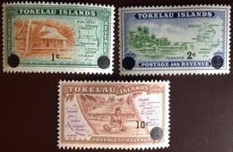 Tokelau 1967-8 Decimal Currency Set MNH - Tokelau