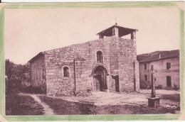 CPA -  L'Ardèche Pittoresque - BOUCIEU LE ROI La Vieille église Datant Du XVe Siècle - France