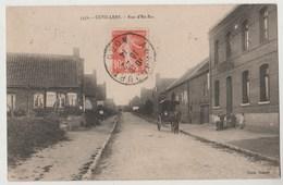 CPA 59 CUVILLERS Rue D' En-Bas - Autres Communes