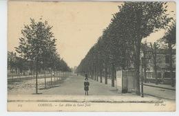 CORBEIL - Les Allées De Saint Jean - Corbeil Essonnes