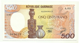 Gabon - 500 Francs 1985, - Gabon
