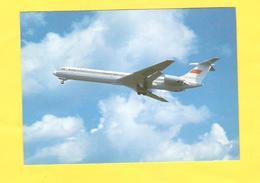 Postcard - Aviation, IL-62   (V 33062) - 1946-....: Moderne