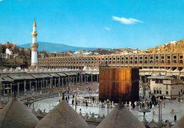 1 AK Saudi Arabien * Die Kaaba Im Innenhof Der Heiligen Moschee In Mekka - Das Zentrale Heiligtum Des Islams * - Saudi Arabia