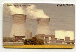 TK33732 GERMANY - O 1334 07.94 Kernkraftwerke Gundremmingen 5 000 Ex. - Germany