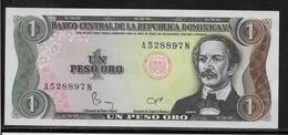 Dominicaine - 1 Peso - Pick N°126 - NEUF - Dominicana