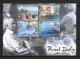 Antigua & Barbuda Raoul Dufy Art MNH -(V-66) - Art
