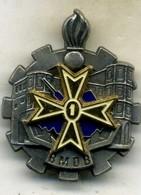 Insigne 1er Bataillon Du Matériel De La Division Blindée___delsart - Armée De Terre
