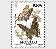 Monaco 2002 Set - Charaxes Jasius (Mint) - Monaco