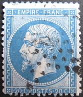 R1752/418 - NAPOLEON III N°22 - ETOILE DE PARIS N°24 - 1862 Napoleon III