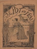 Le Pot Au Feu N° 19 01 Octobre 1896 - Gastronomie