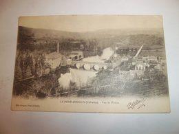 6cfh -  CPA - PONT D'OUILLY - Vue De L'usine - [14] Calvados - - Pont D'Ouilly