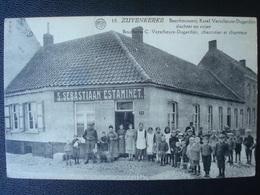 ZUYENKERKE : S.SEBASTIAAN Estaminet - Zuienkerke