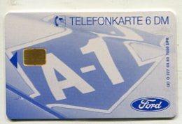 TK33751 GERMANY - O 327 09.93  Ford A-1 7 000 Ex. - Germany