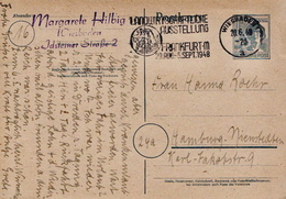 Germany Used Postal Stationery Card ( Ganzsache) - Zone AAS