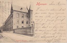 """1902   Maasek - Maeseyck   """"  Ursuline Klooster  """" - Maaseik"""