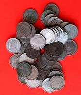 **  FRANCE  -  10 Francs TURIN 1948 + 1948 B + 1949 + 1949 B  /  LOT DE + 50 Pièces  ** - Francia