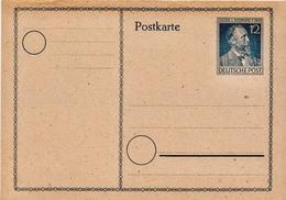 Germany Mint Postal Stationery Card ( Ganzsache) - Zone AAS