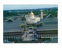 GRANDE Cpm - Brunei - - Moskee Van Sultan Omar Ali Saifuddien - Brunei