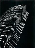 Photo - Paris 1974 - Tour Moderne Building, Photographie D'Architecture - Lieux