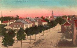 CPA - SARREBOURG (57) - Aspect Du Nordgraben En 1912 - Sarrebourg
