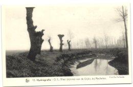 Hydrografie - O.L. Vliet (bijrivier Van De Dijle) Bij Mechelen - Mechelen