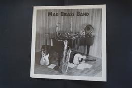 MAD BRASS BAND RARE LP   DE 19?? - Jazz