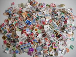 3000 BUITELANDSE POSTZEGELS - Briefmarken