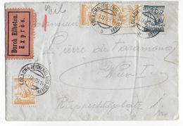 AUTRICHE - 1929 - ENVELOPPE Par EXPRES De EDLACH Bei REICHENAU => WIEN - 1918-1945 1a Repubblica
