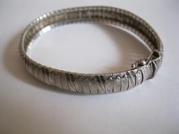 VINTAGE  19,99 Grammes 825 SILVER Bracelet ITALY - D 2040 - Bracelets