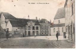 89  CEZY  La Place De La Mairie - France
