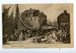 215633 Le Price XAVIER Boarding Cattle In Honfleur Vintage PC - Illustrateurs & Photographes