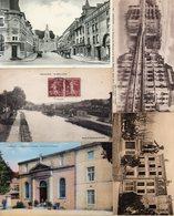 LOT DE  142 CPA DE  LA MEUSE  55 - Postkaarten