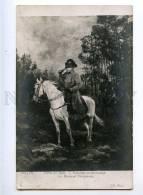 215876 NAPOLEON On Horse By DESVARREUX Vintage SALON 1908 PC - Illustrators & Photographers