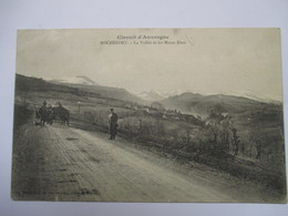 COUPE GORDON BENETT 1905 -   ROCHEFORT  -  LA  VALLEE ET LES MONTS DORE     TRES ANIME        TTB - Altri Comuni