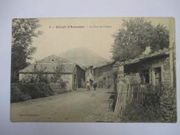 COUPE GORDON BENETT 1905 -   LA FONT DE L'ARBRE     ANIME        TTB - Altri Comuni